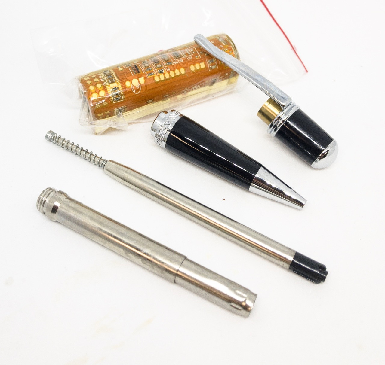 circuit board pen kit new model wiring diagramwall street iii orange circuit board ballpoint pen kit chromewall street iii orange circuit board ballpoint