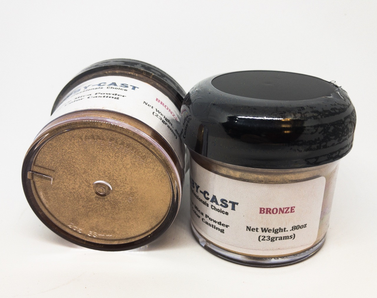 HOBBY-CAST CHOICE MICA POWDER FOR COLOR CASTING
