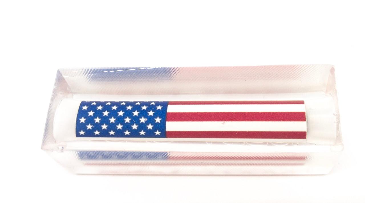 USA Flag Pen Blank