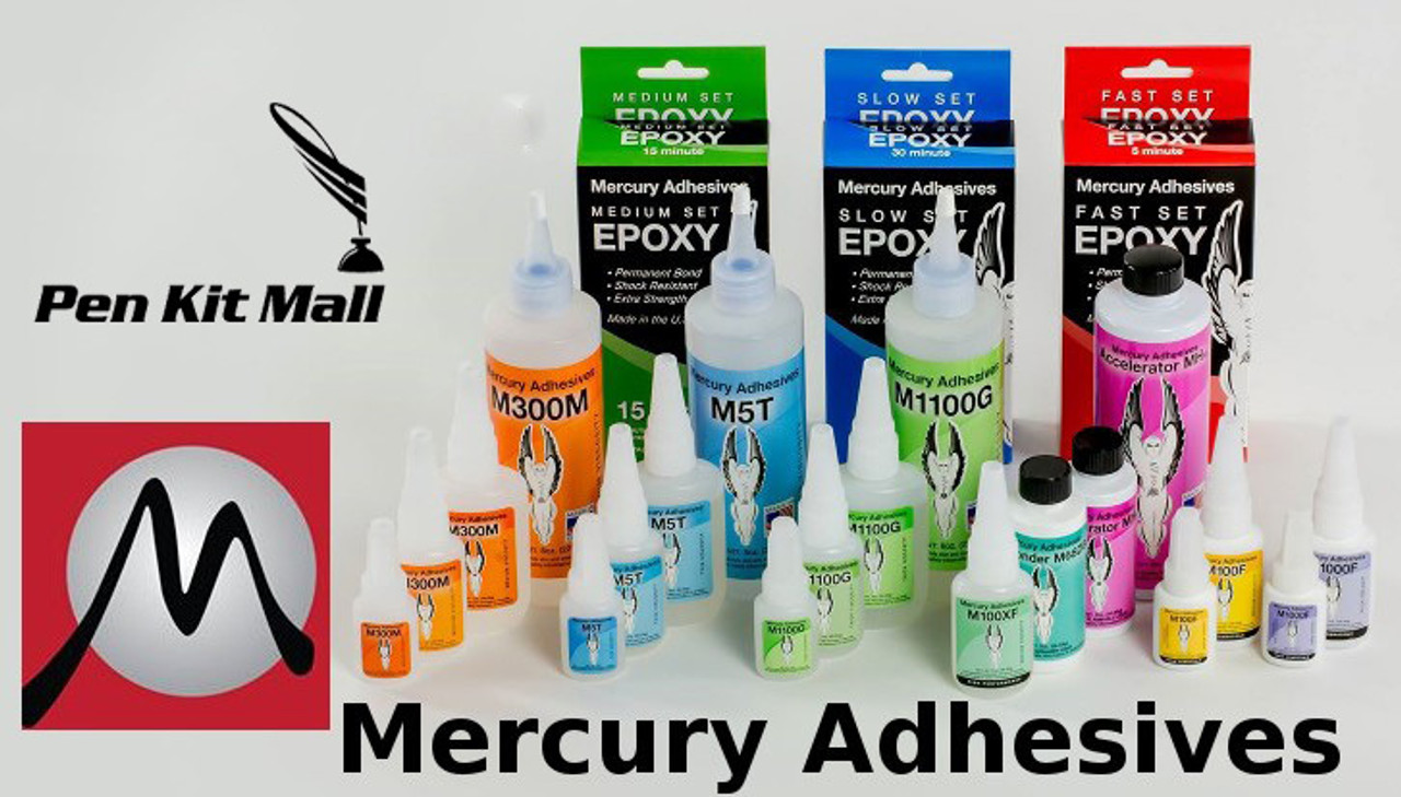 Mercury Adhesives CA (CYANOACRYLATE ADHESIVES)