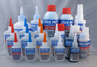 STICK FAST CA ADHESIVES