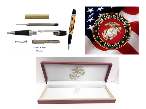 USMC Monarch Special Kit Box Combo
