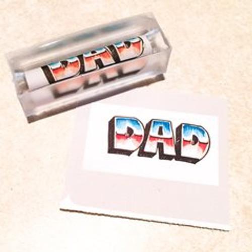 Fathers Day #1 Dad Graffiti