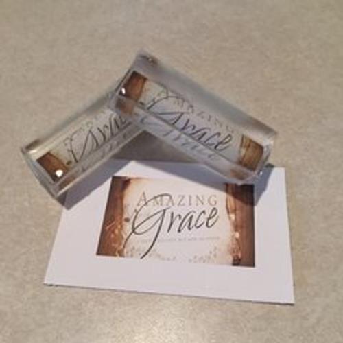AG1 Amazing Grace Acrylic Pen Blank