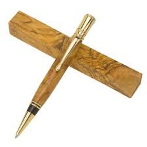 Exhibition Quality Bethlehem Olivewood Pen Blanks (2pk) Item #: WXPR01E