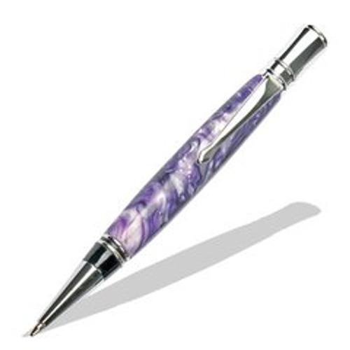 Executive Chrome Twist Pen Kit PKEXECPENC