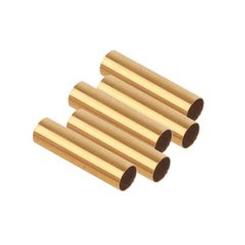 PKCP3000TU Tubes for 30 Caliber Bolt Action Pen Kits 5 PK