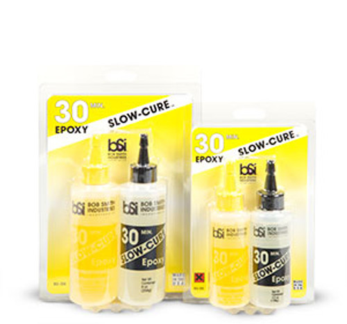 BSI SLOW CURE 30 MINUTE EPOXY