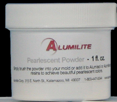 Alumilite Metallic Powder PEARLESCENT 1 oz