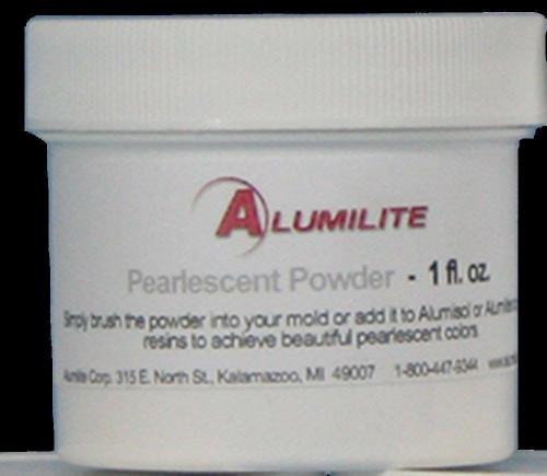 Alumilite Metallic Powder PEARLESCENT 1 oz