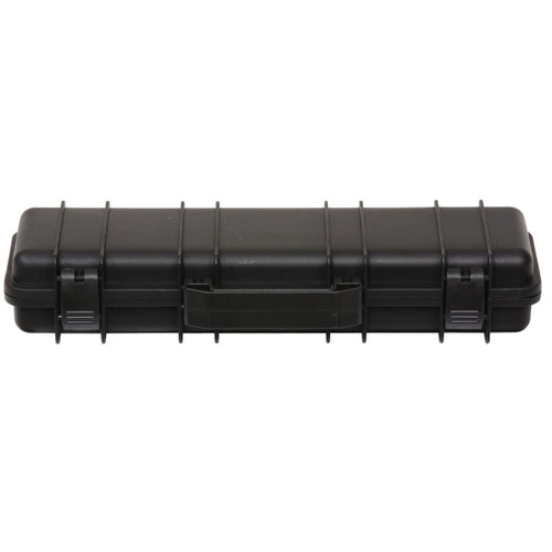 PKBOXGUN2B Tactical Rifle Case Pen Box in Black