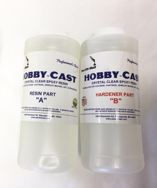 HOBBY CAST EPOXY RESIN 32 OZ