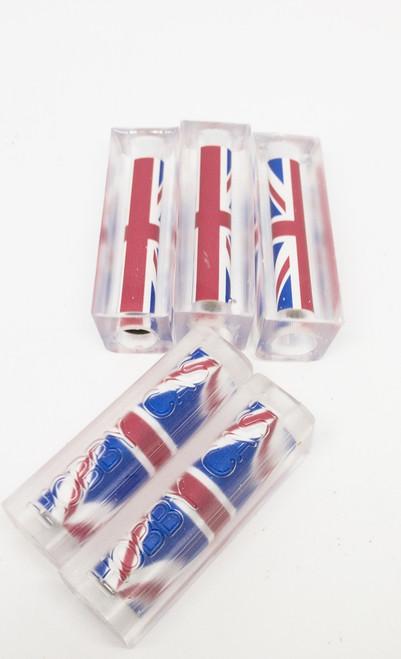 BRITISH  FLAG PEN BLANK