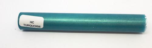 Hobby-Cast Turquoise Acrylic Pen Blank