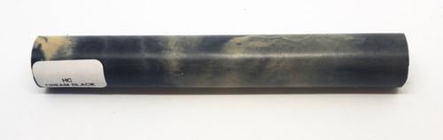Hobby-Cast Cream & Black Acrylic Pen Blank