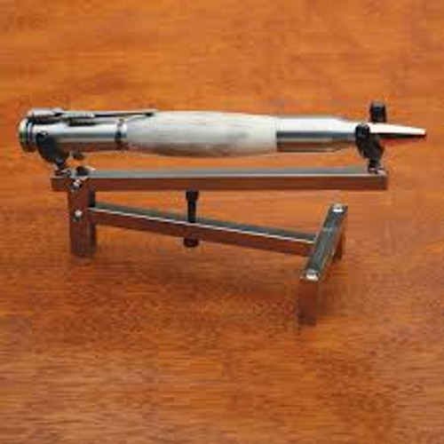 Adjustable Rifle Bench Pen Stand
