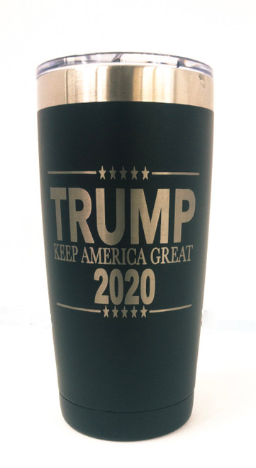 5 - Trump 2020 Blank Special with Free Polor Camel Laser Engraved Tumbler