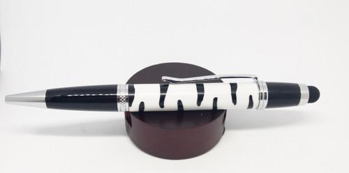 Zebra Print Pen Blank