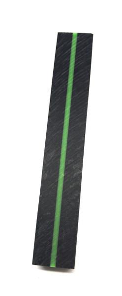 #WXTGL THIN GREEN LINE ON BLACK BLANK
