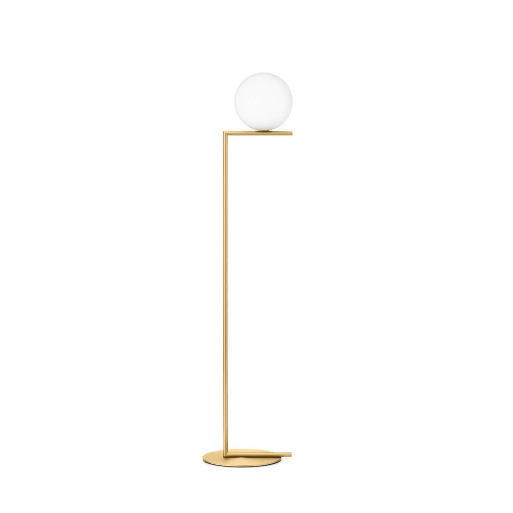 Ic Lights Floor Lamp By Michael Anastassiades Flos Usa