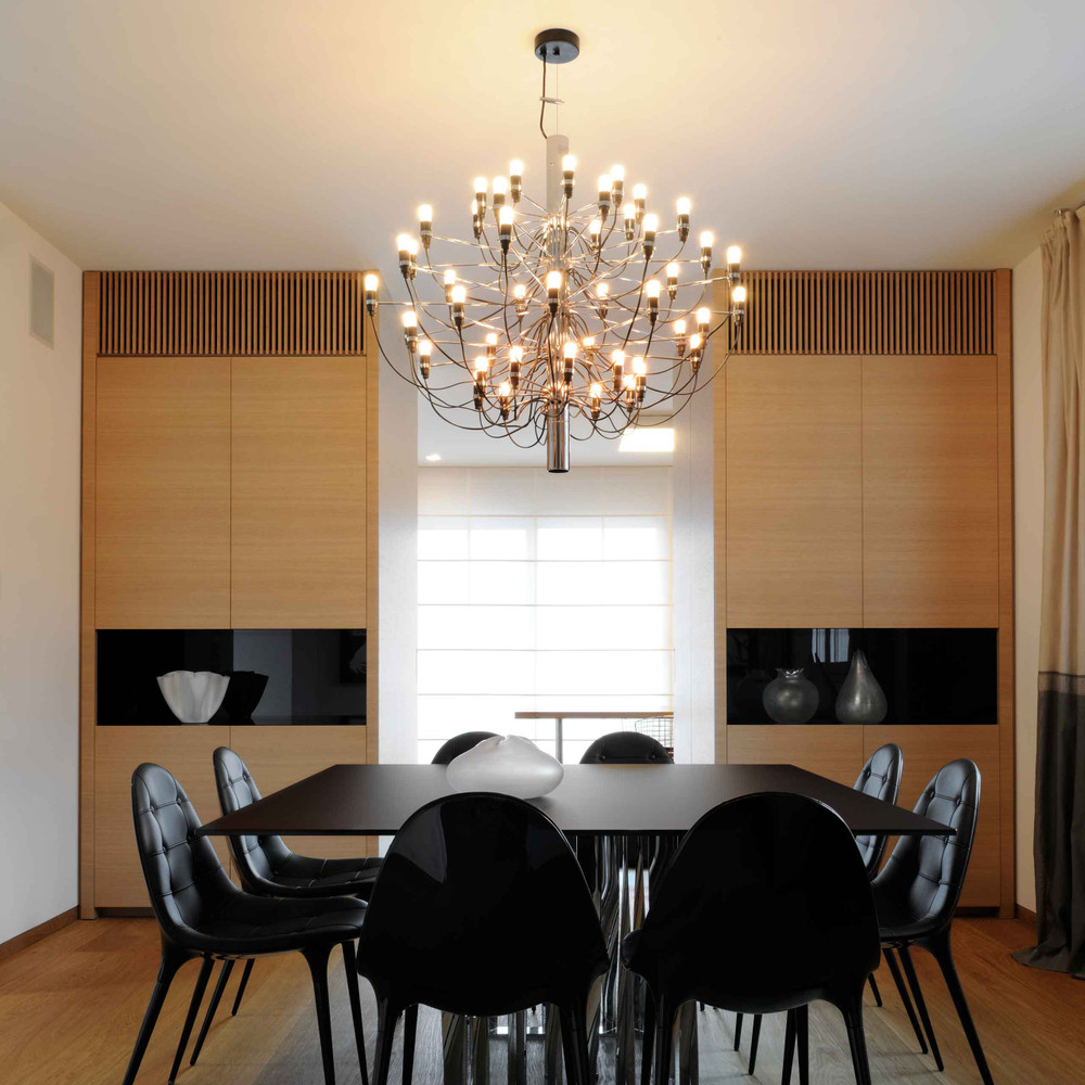 Your Guide To Modern Hanging Lamps For The Dining Room Flos Usa Inc