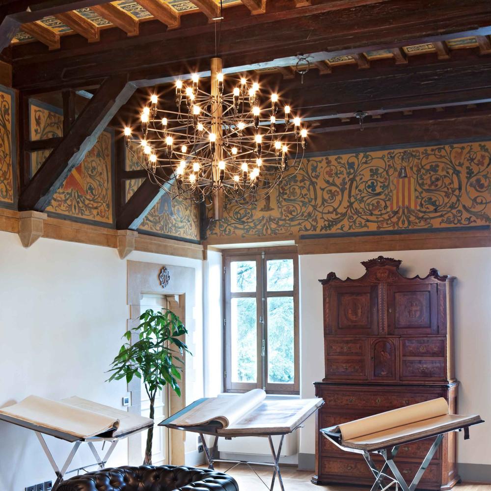 2097 Chandelier - Luxury Living Room Lighting