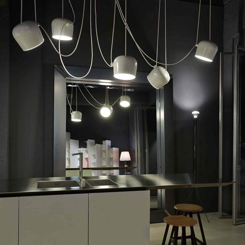 Aim Modern Hanging Lights By Ronan And Erwan Bouroullec