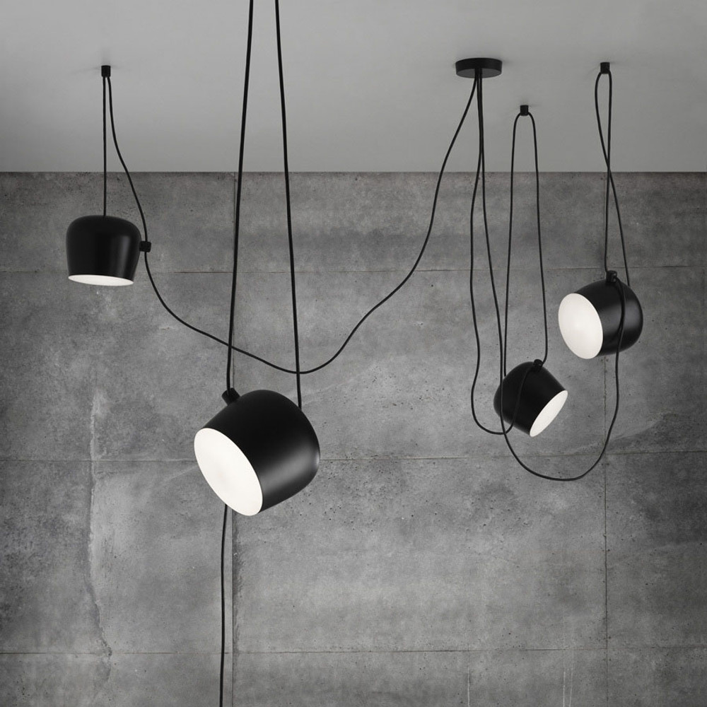 Aim Small Modern Pendant Light By Bouroullec Brothers