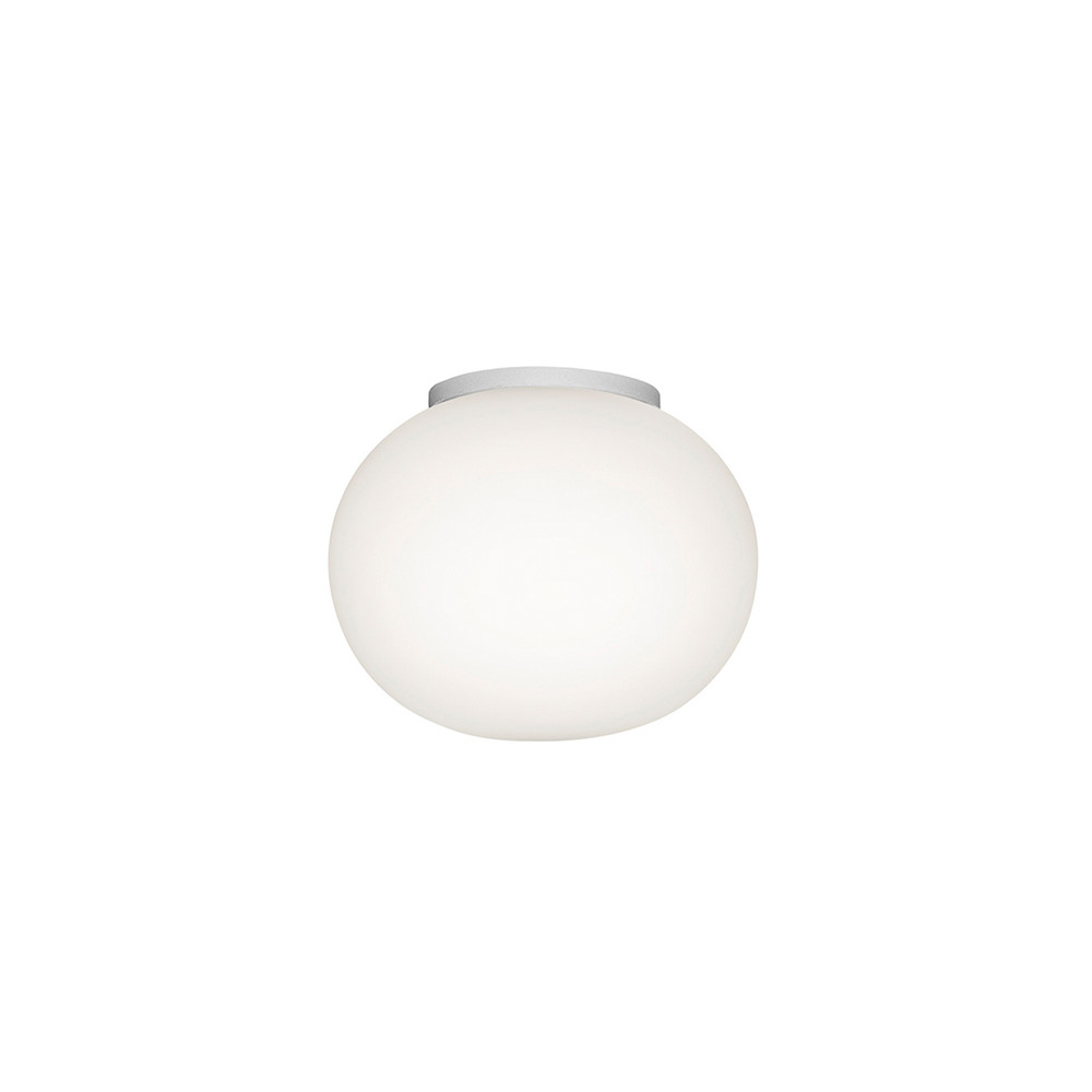 Flos Glo-Ball Ceiling / Wall sconce modern glass lamp