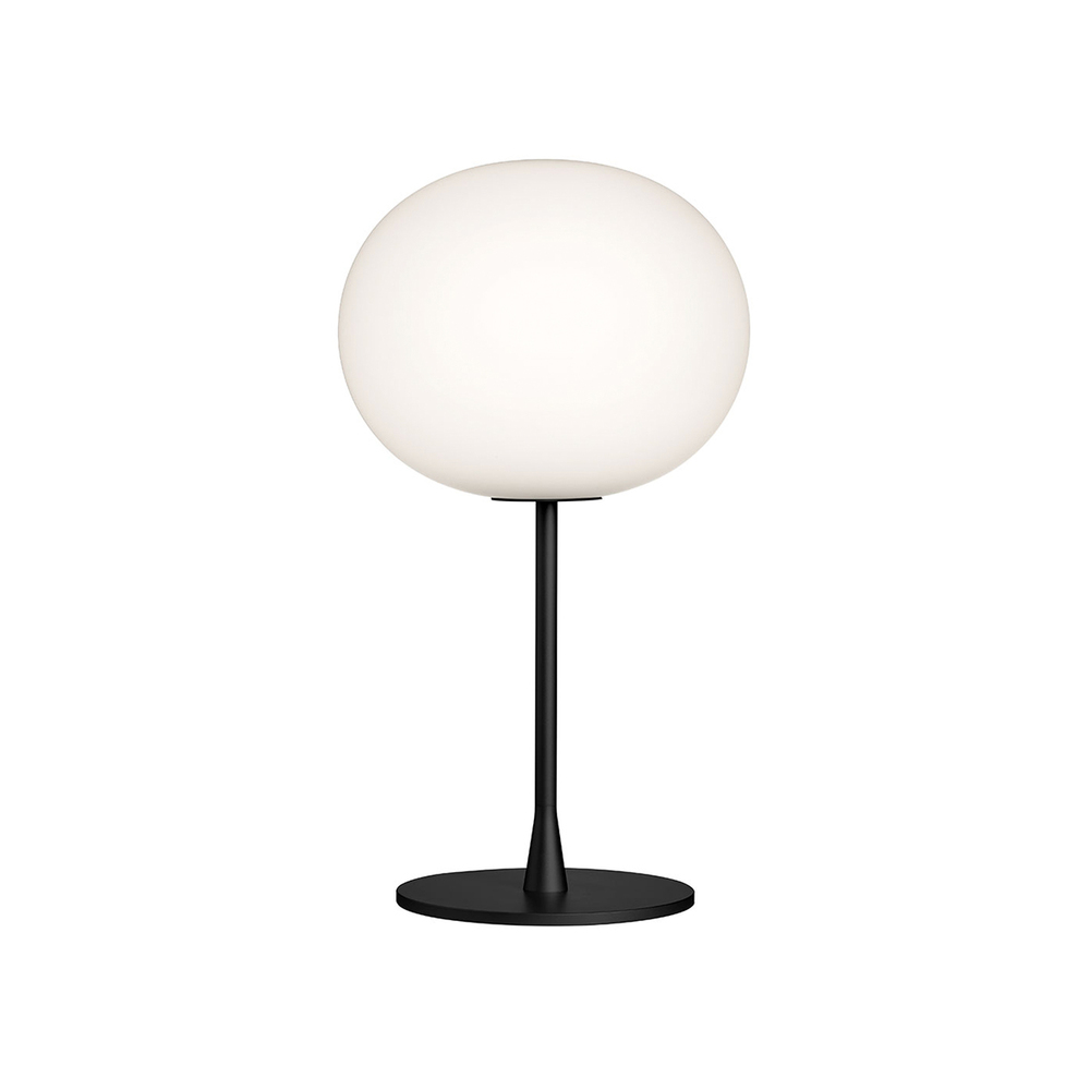 NEW ! FLOS Glo Ball Black Table sphere table lamp
