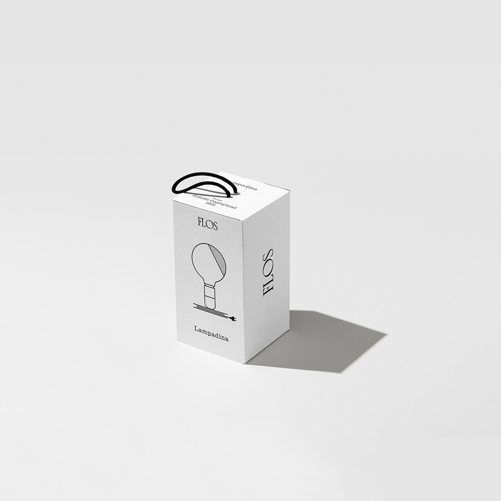 Lampadina - LED Table Lamp