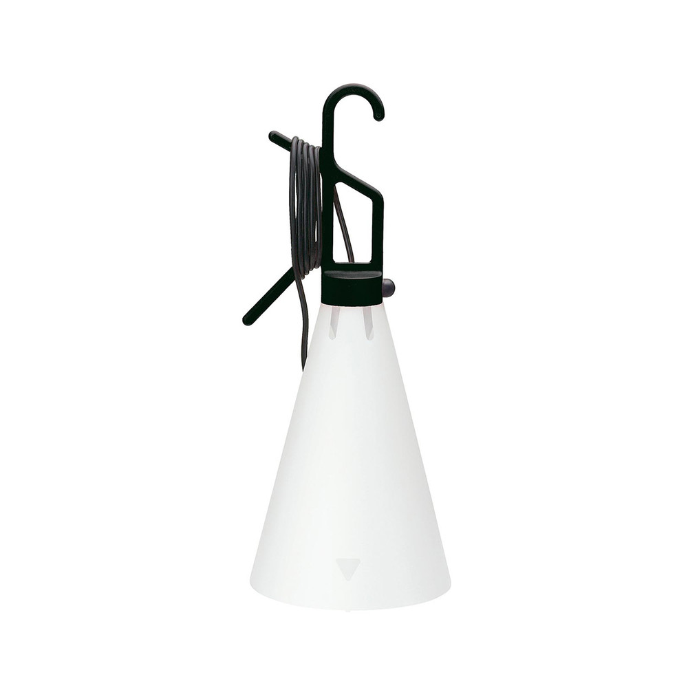 Flos May Day modern contemporary table lamp in black