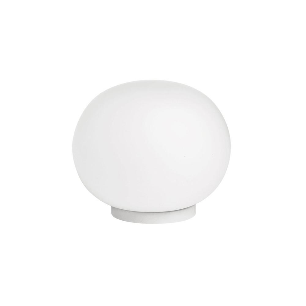 FLOS  Mini Glo - Glass ball table lamp by Jasper Morrison