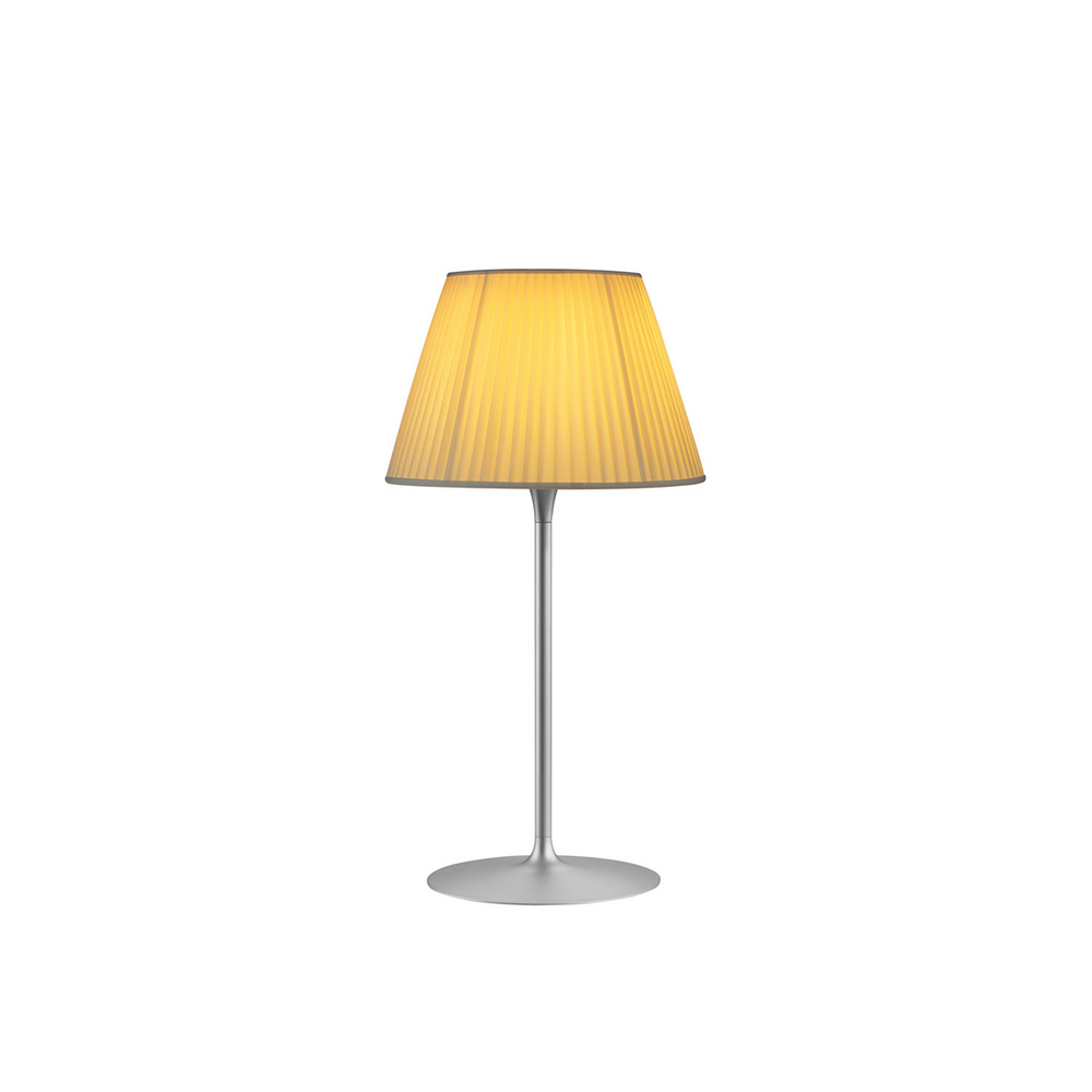 Romeo Soft Table Lamp in Grey