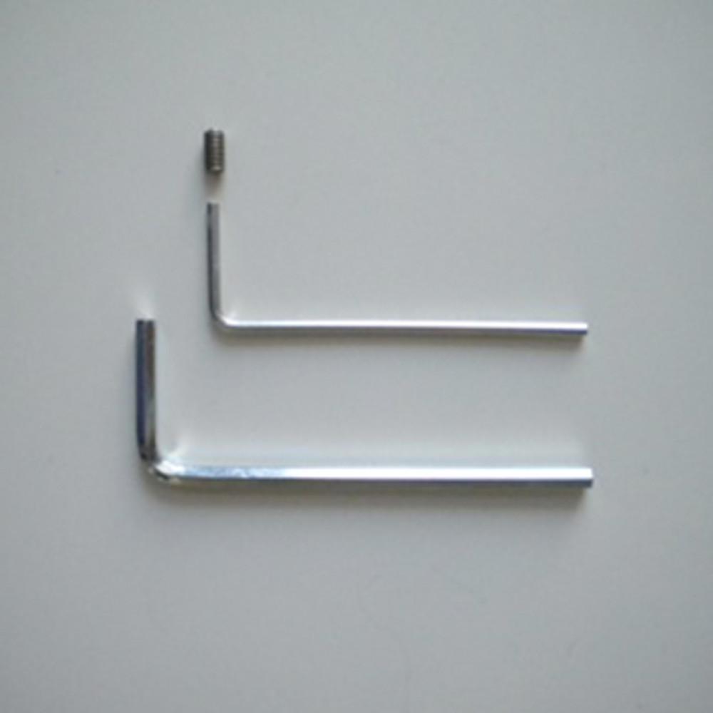 Kelvin LED screw kit with allen key