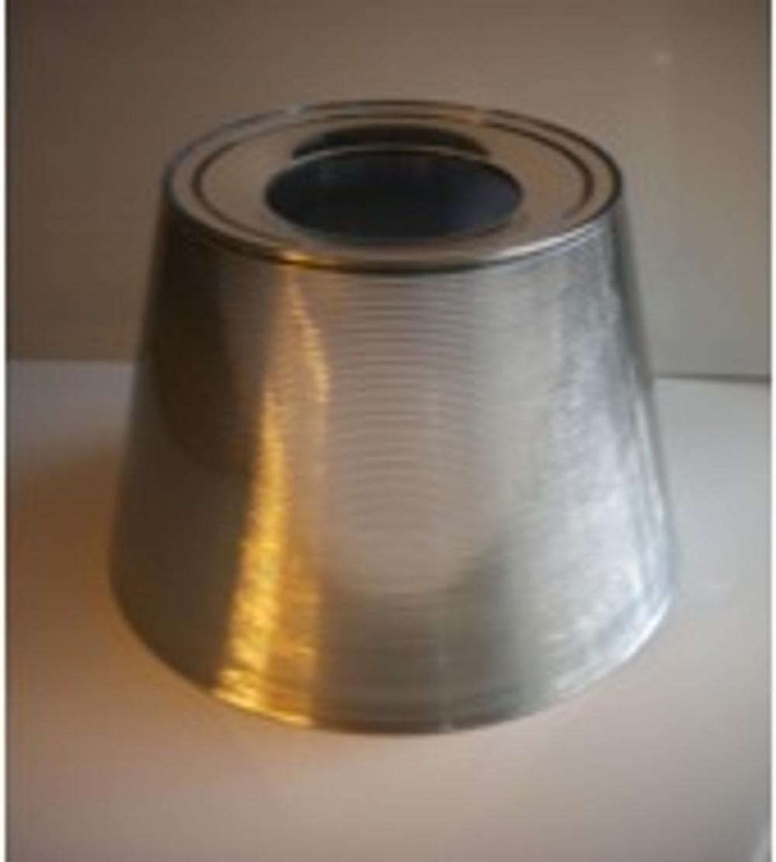 KTribe F2/T2  Aluminized Silver Diffuser