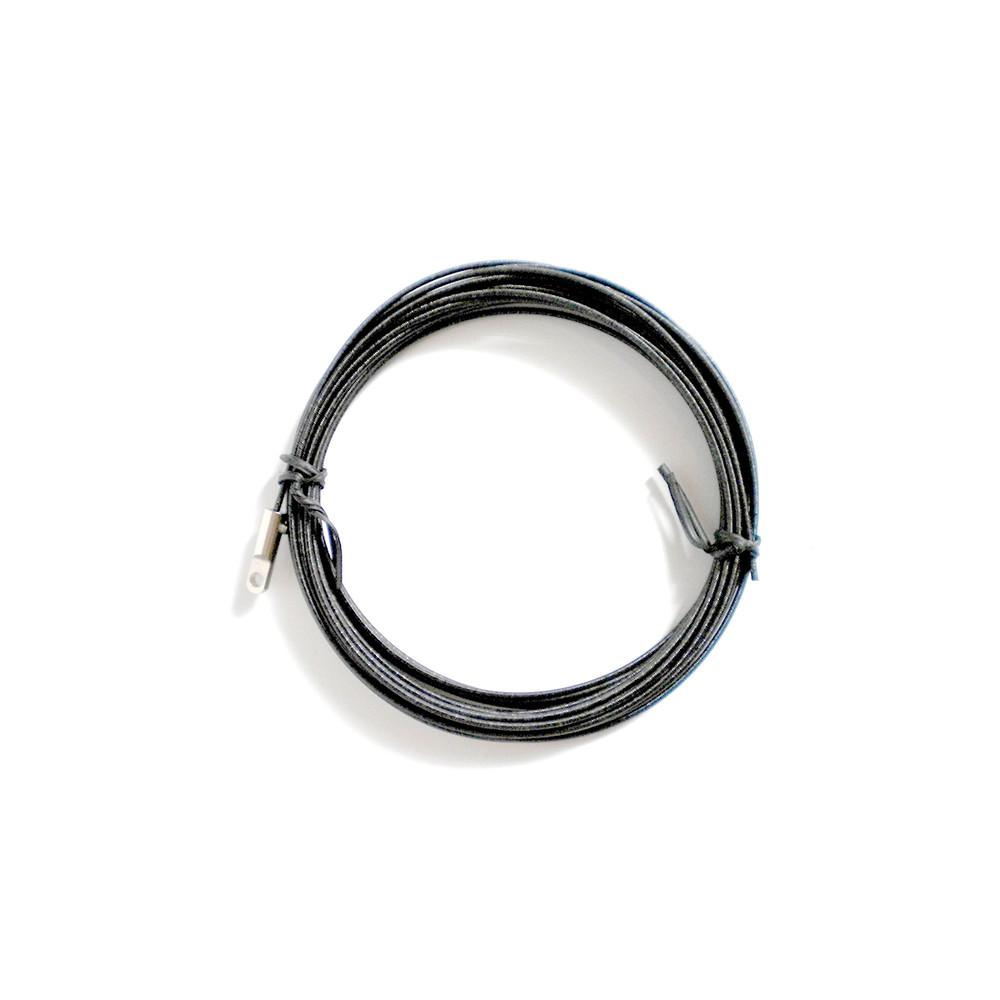 Parentesi Steel Suspension Cable - 13 Ft