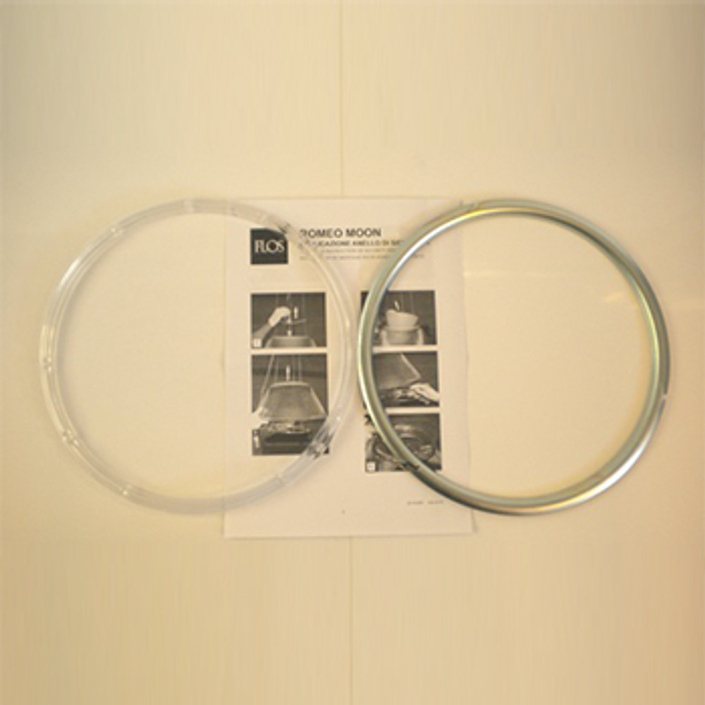 Romeo Moon S safety ring assembly