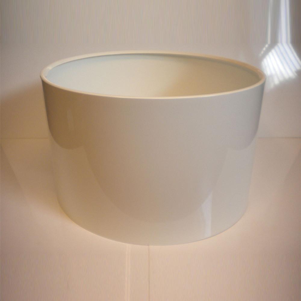 Spun Light F External Diffuser White