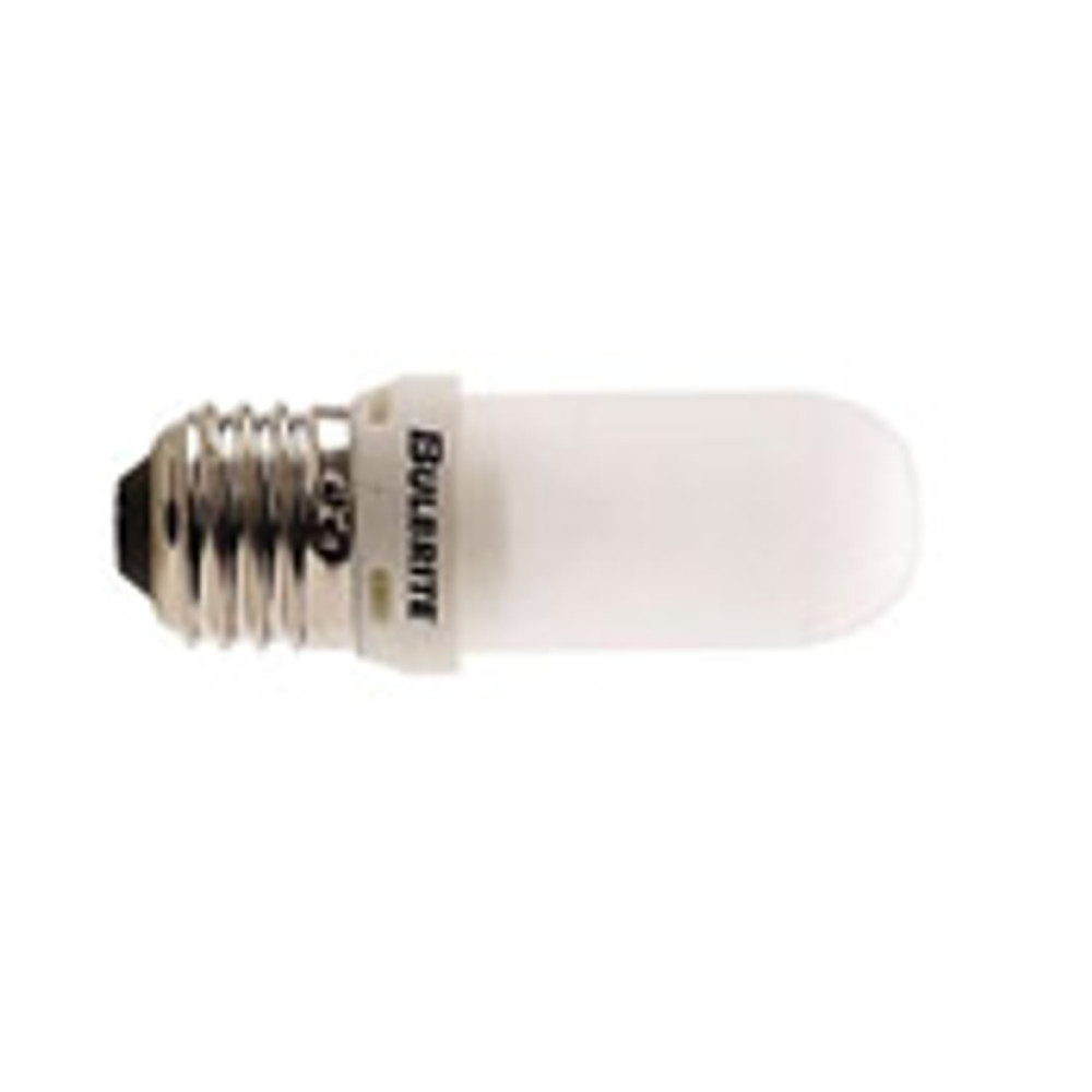 T8 100W Frosted Halogen Light Bulb With E26 Base