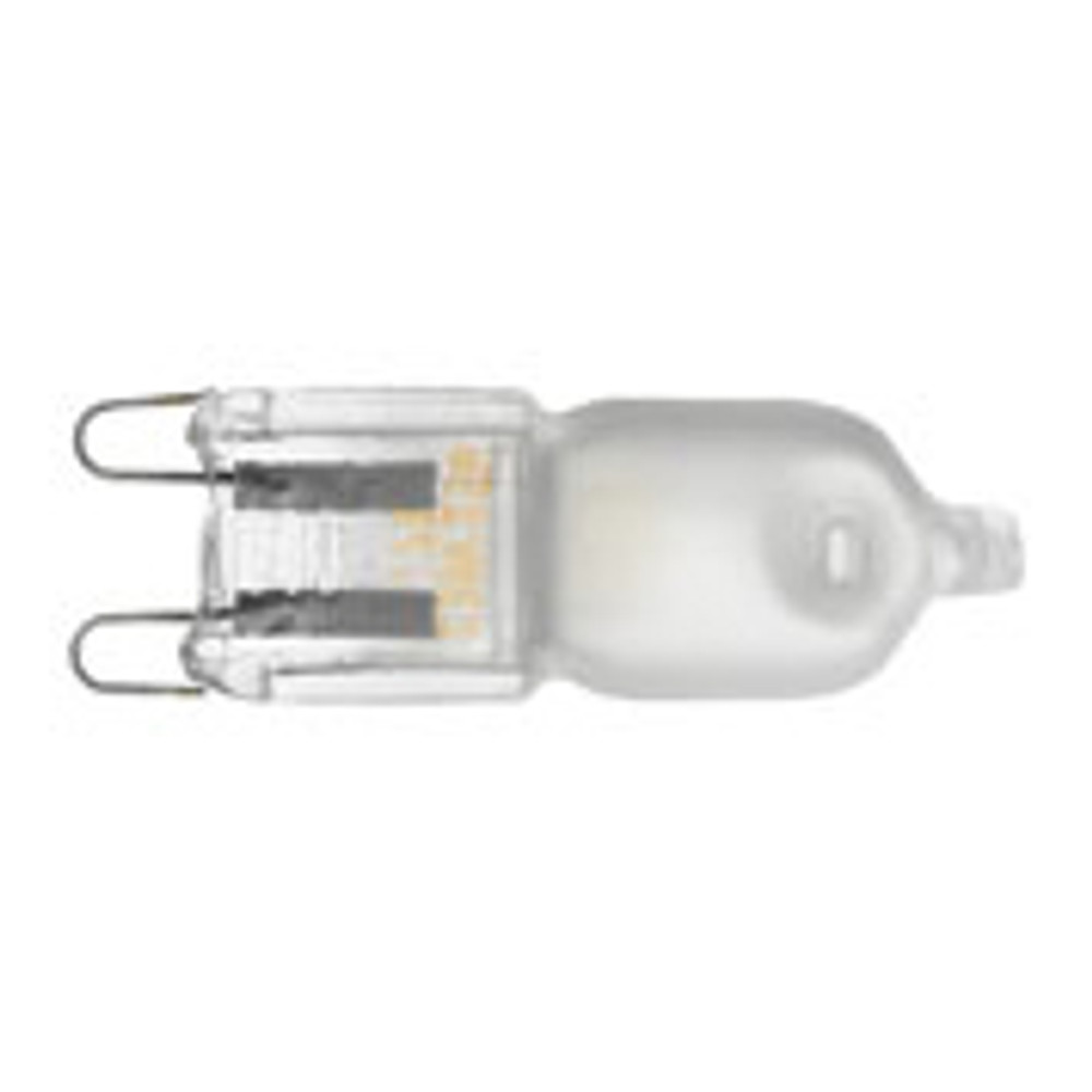 75W G9 Clear Halogen