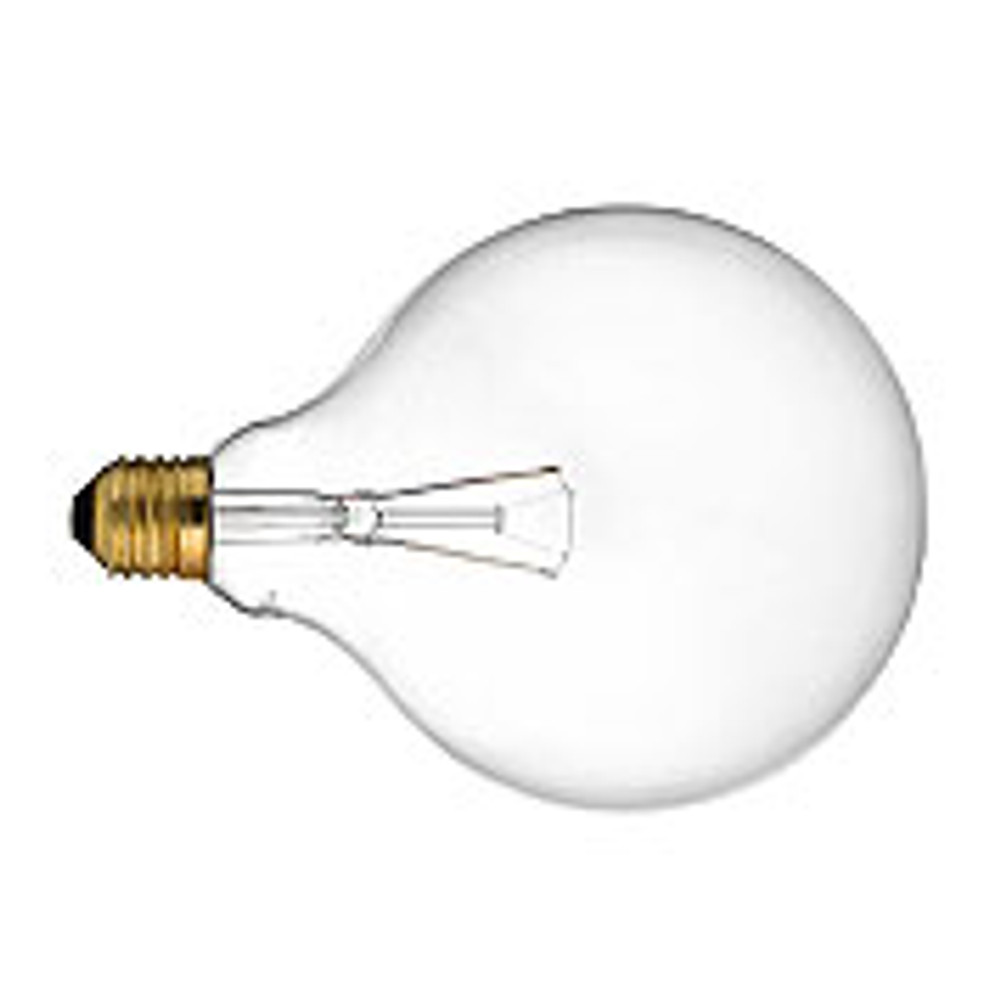 25W G40 Clear Incandescent Light Bulb