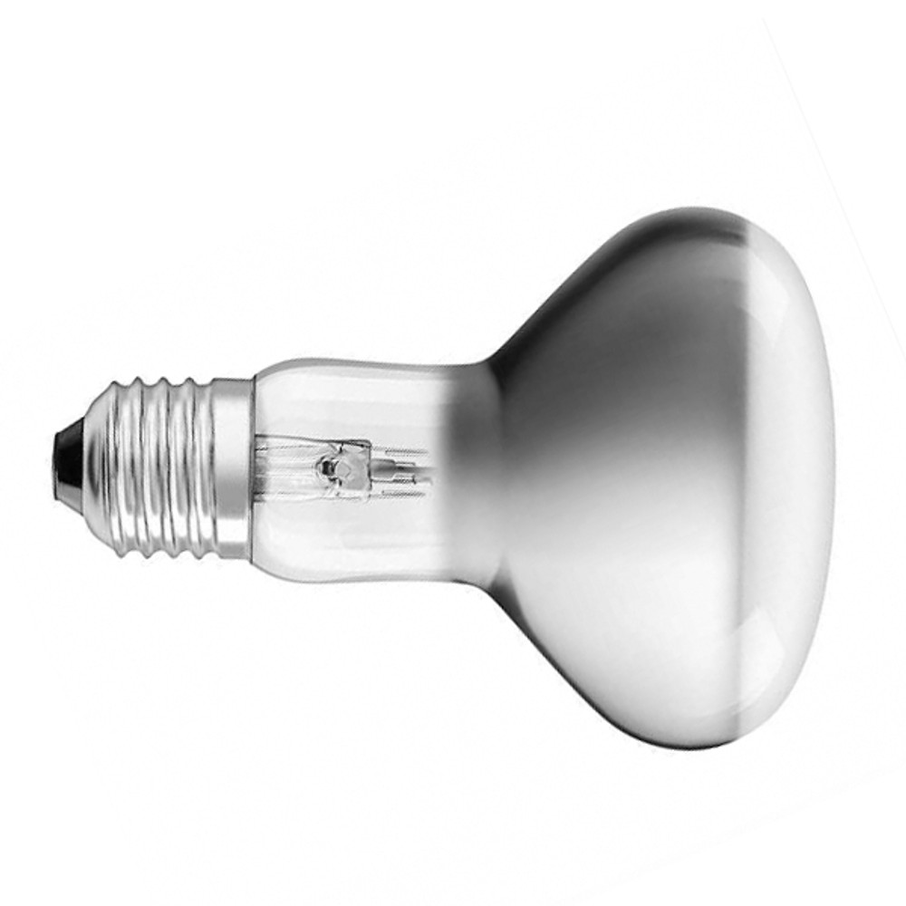 100W R80/DR Medium Frosted Incandescent Light Bulb