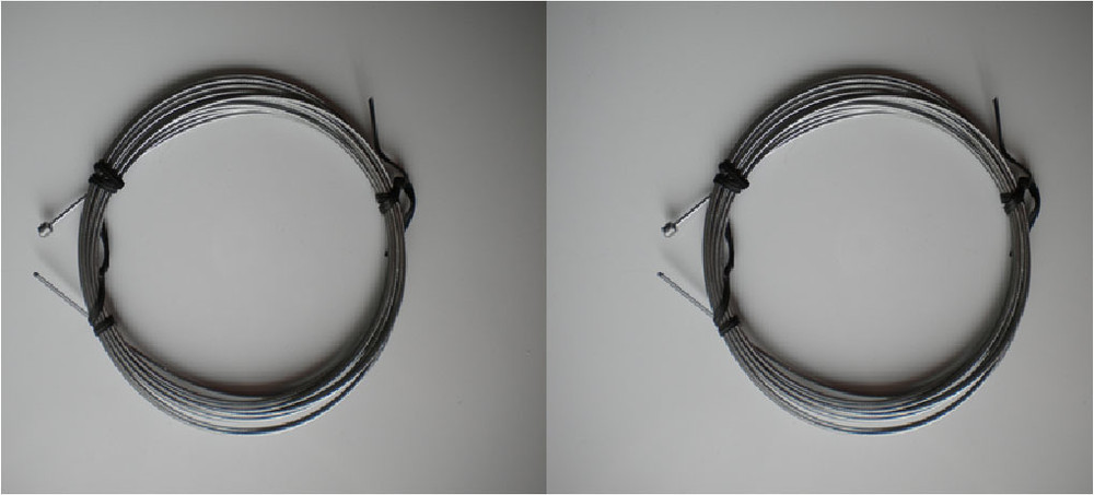 Long and Hard steel suspension wire 13.12 ft