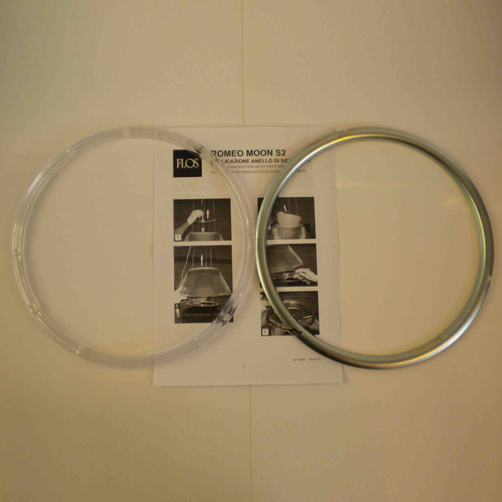 Romeo Moon Safety Ring Support Assembly