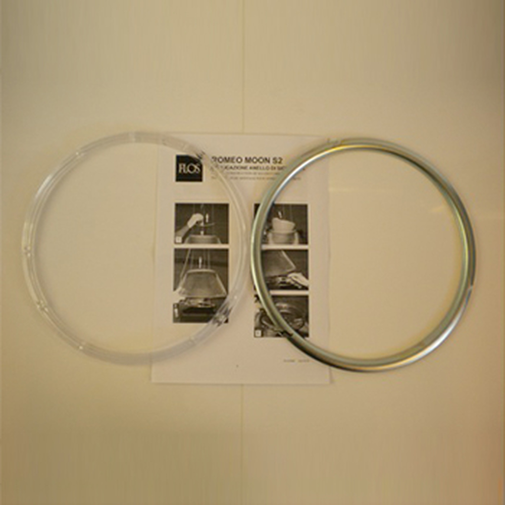 Romeo Moon S safety & plastic ring