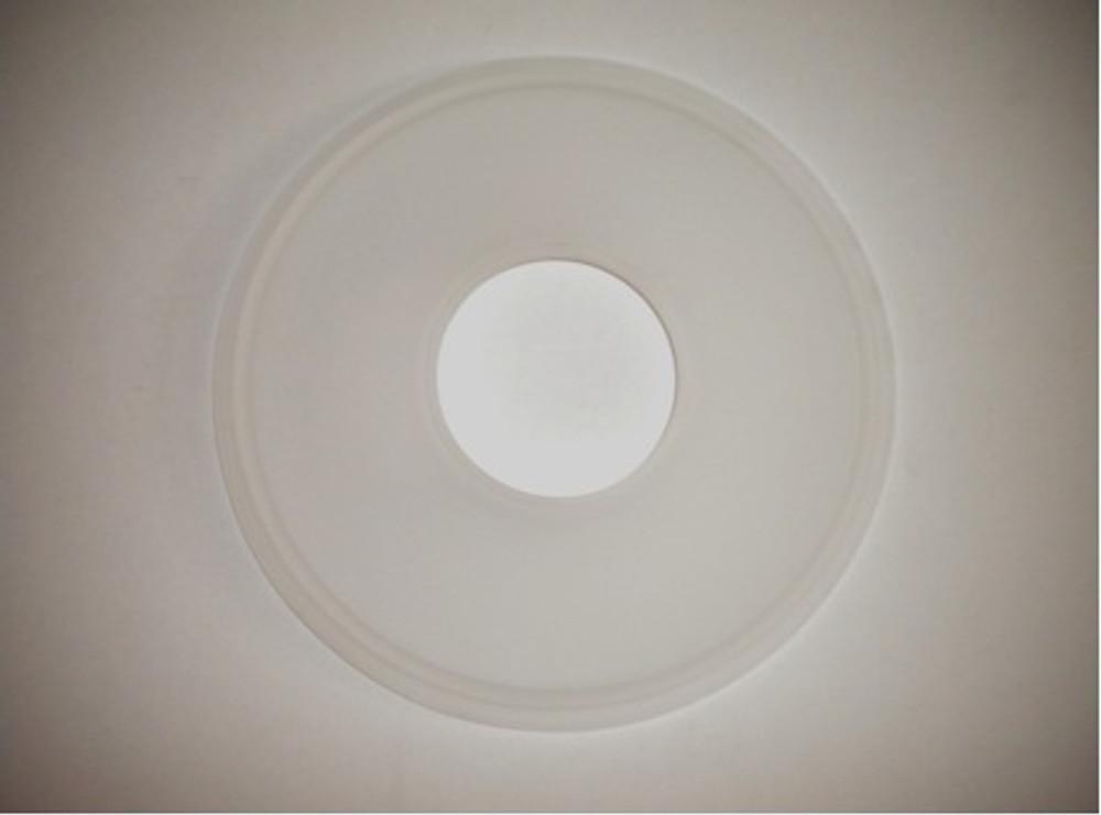 Romeo Moon T small glass disc