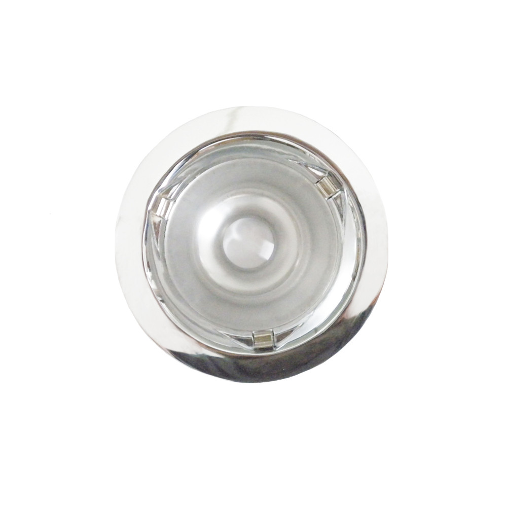 Ara chrome reflector assembly
