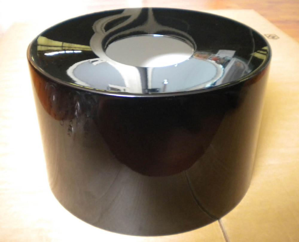 Ray F1/T Metal Diffuser Black
