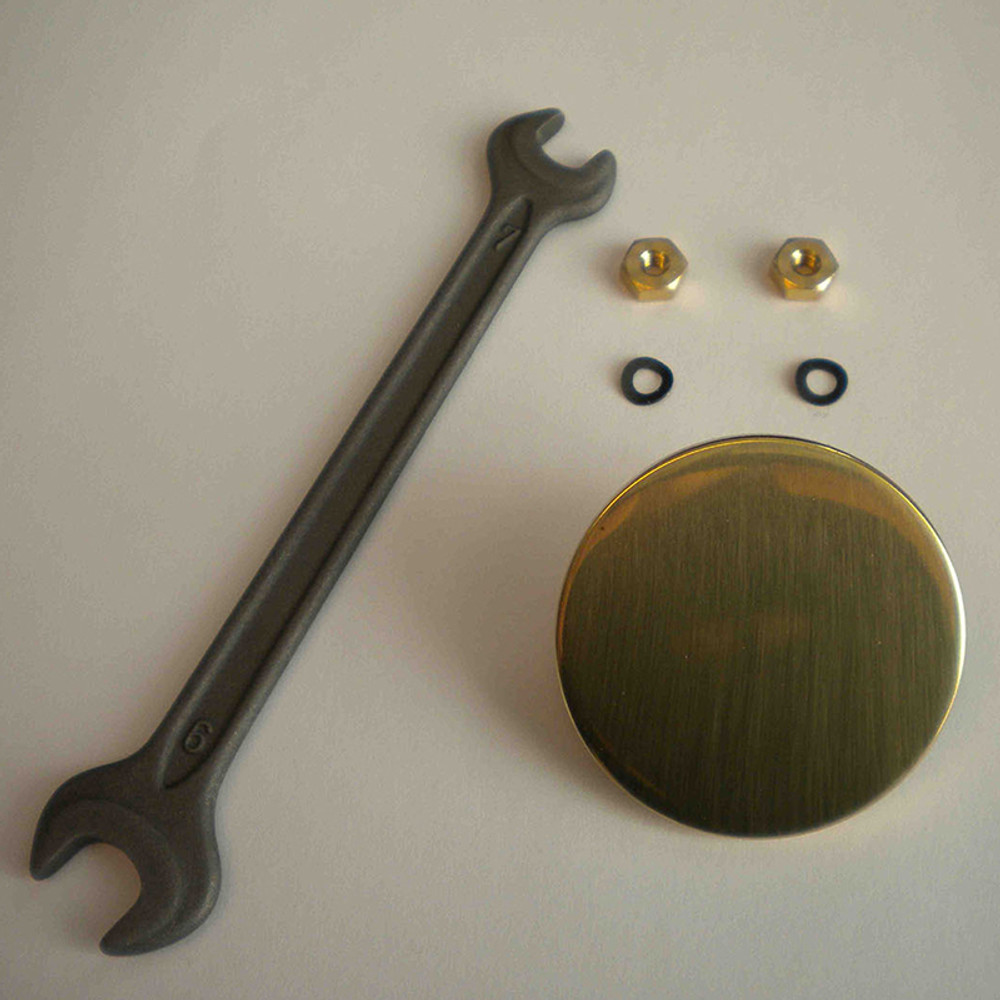 Mod.548 Screw kit with wrench for blue diffuser assembly
